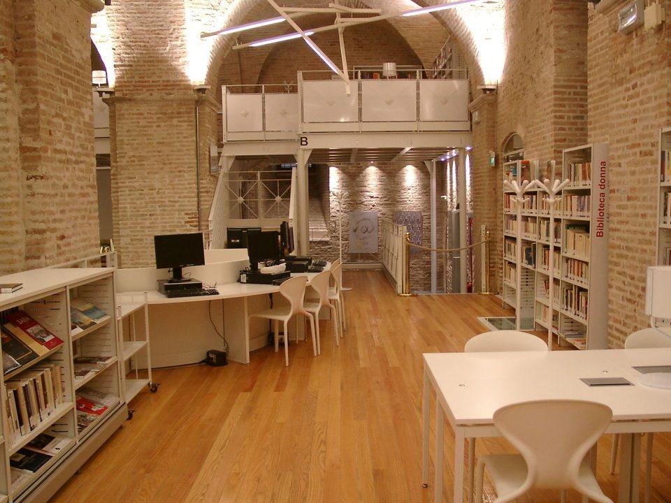 Jesi - Biblioteca