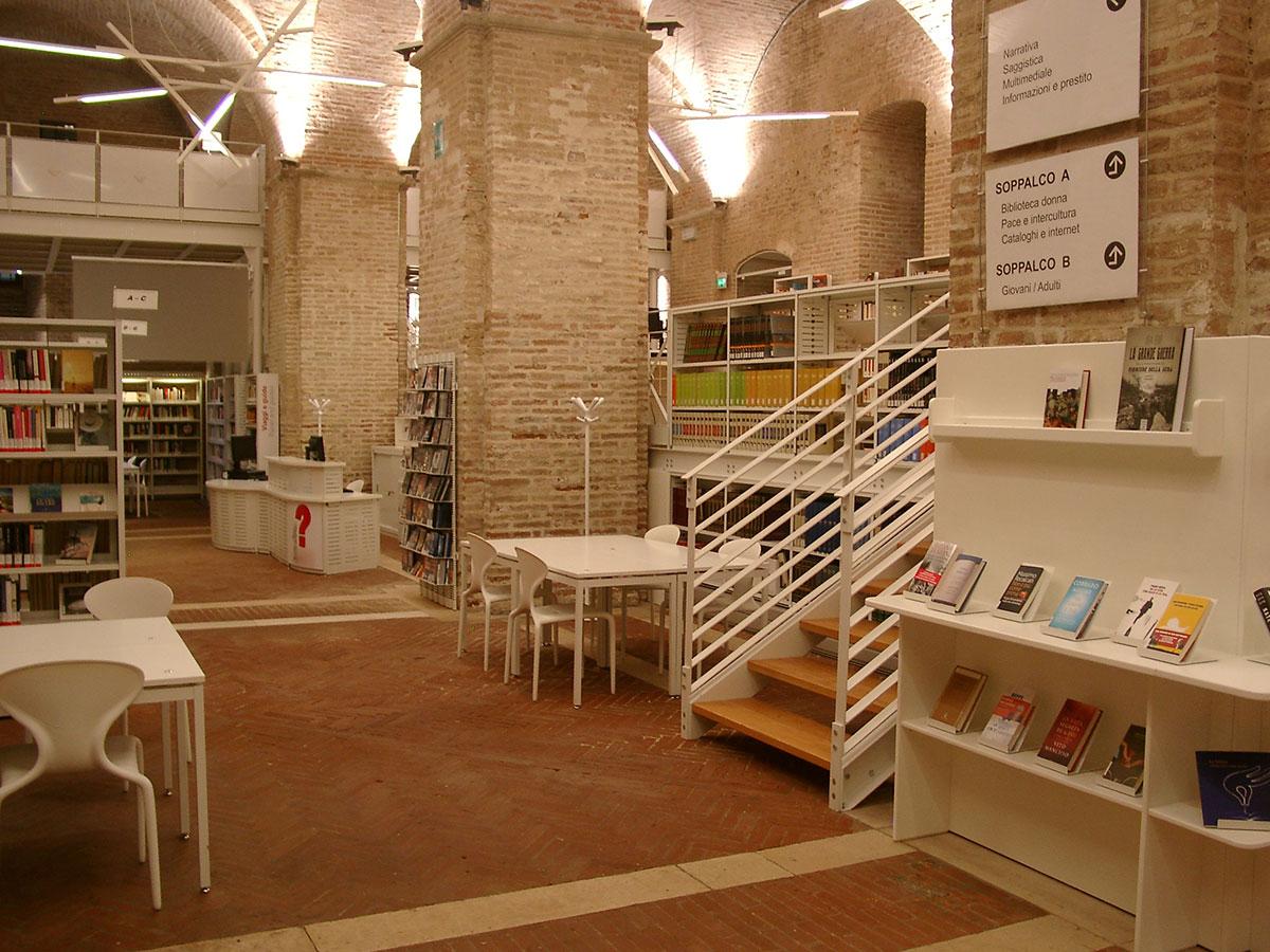 Jesi - Biblioteca Salara