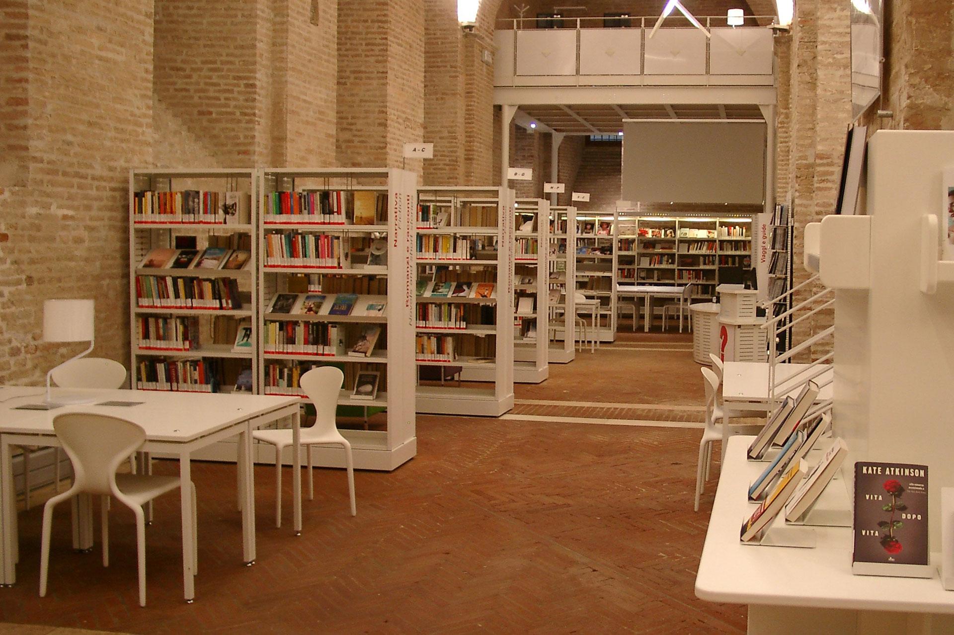 Jesi - Biblioteca Comunale Salara