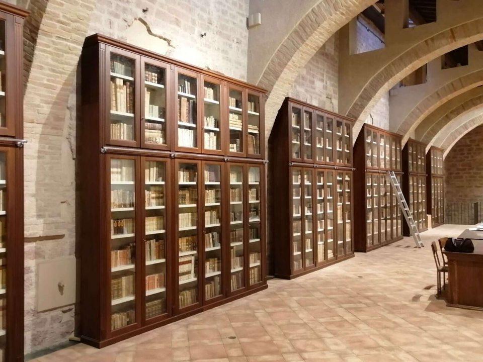 Assisi - Archivio Diocesano Cattedrale di San Rufino